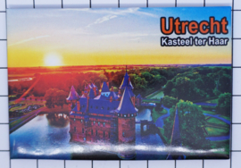 10 stuks koelkastmagneet  Utrecht N_UT1.040