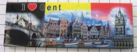 koelkastmagneten Gent P_BG2006
