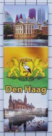 10 stuks  koelkastmagneet Den Haag Holland  P_ZH3.0034