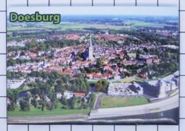 10 stuks koelkastmagneet Doesburg N_GE7.004