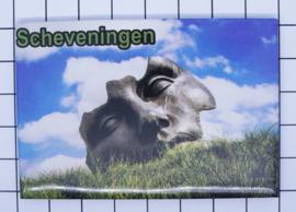 10 stuks koelkastmagneet  Scheveningen  N_ZH9.012