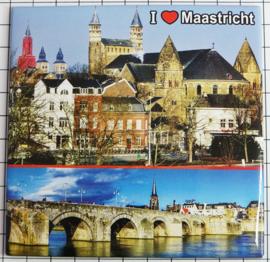 10 stuks Mega koelkastmagneet Maastricht MEGA_V_LI1.001