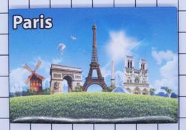 10 Magnettes Paris Mac:10.705