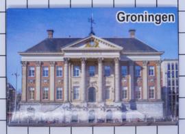 10 stuks koelkastmagneet  provincie Groningen N_GR1.014