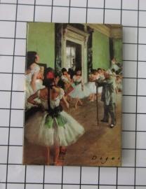 10 stuks koelkastmagneet Edgar Degas MAC:20.375