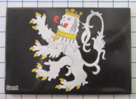 koelkastmagneten Gent N_BG216