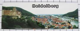 10 stuks koelkastmagneet Heidelberg P_DH0008