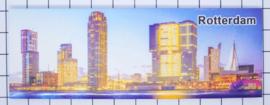 10 stuks koelkastmagneet Rotterdam  P_ZH1.0027