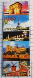 10 Magnettes Mega Paris MEGA_P_D.0003