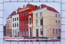 10 stuks koelkastmagneet Zeeland Vlissingen N_ZE5.506