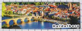 10 stuks koelkastmagneet Heidelberg P_DH0004