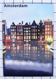 10 stuks koelkastmagneet Amsterdam  18.990