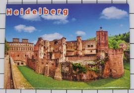 10 stuks koelkastmagneet Heidelberg N_DH013