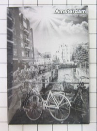 10 stuks koelkastmagneet Amsterdam  MAC:19.008