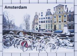 10 stuks koelkastmagneet Amsterdam  18.998