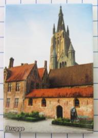 koelkastmagneten Brugge N_BB128