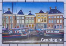 10 stuks koelkastmagneet  provincie Groningen N_GR1.018