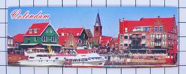 10 stuks koelkastmagneet  Volendam holland P_NH4.0030