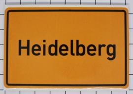 10 stuks koelkastmagneet Heidelberg N_DH018