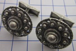 Zeeuwse manchetknopen 23 mm per paar ZKG416