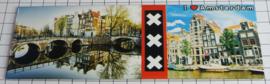 10 stuks Mega koelkastmagneet Amsterdam MEGA_P_21.0007