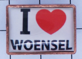 PIN_NB1.002 pin I love Woensel