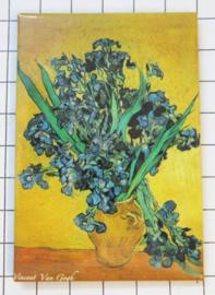 10 stuks koelkastmagneet Van Gogh   MAC:20.402