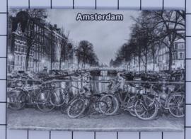 10 stuks koelkastmagneet Amsterdam  MAC:19.006