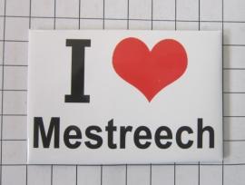 10 stuks koelkastmagneet I love  Mestreech N_LI1.003