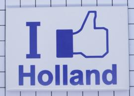 10 stuks koelkastmagneet  Holland MAC:20.515