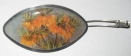 HAK 207 Haarspeld klein, keizerskroon Vincent van Gogh