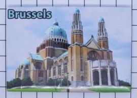 koelkastmagneet Brussels N_BX033