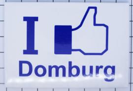 10 stuks koelkastmagneet I like Domburg N_ZE7.404