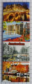 10 stuks Mega koelkastmagneet Amsterdam MEGA_P_21.0005