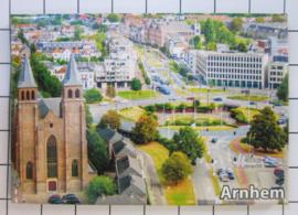 10 stuks koelkastmagneet Arnhem  N_GE2.006