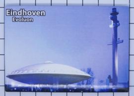10 stuks koelkastmagneet  Eindhoven N_NB1.011