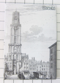10 stuks koelkastmagneet  Utrecht N_UT1.030