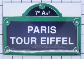 10 Magnettes Paris Mac:10.802