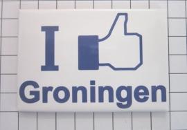 10 stuks koelkastmagneet I like Groningen N_GR1.002