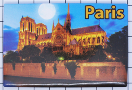 10 Magnettes   Paris MAC:10.424