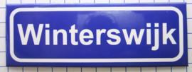 10 stuks koelkastmagneet Winterswijk P_GE4.0001