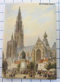 koelkastmagneten Antwerpen N_BA012