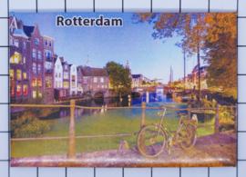 10 stuks koelkastmagneet Rotterdam N_ZH1.047
