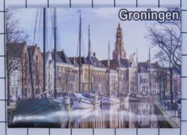 10 stuks koelkastmagneet  provincie Groningen N_GR1.015