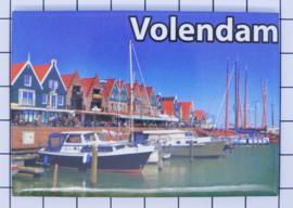 10 stuks koelkastmagneet  Volendam N_NH4.024