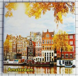 10 stuks Mega koelkastmagneet Amsterdam MEGA_V_20.007