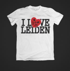 T-shirt I love leiden uitverkocht