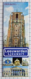 10 stuks Mega koelkastmagneet Leewarden MEGA_P_FR2.0001