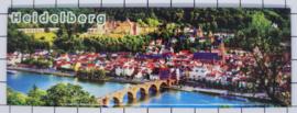 10 stuks koelkastmagneet Heidelberg P_DH0001