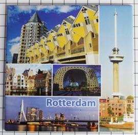 10 stuks Mega koelkastmagneet Rotterdam MEGA_V_ZH1.001